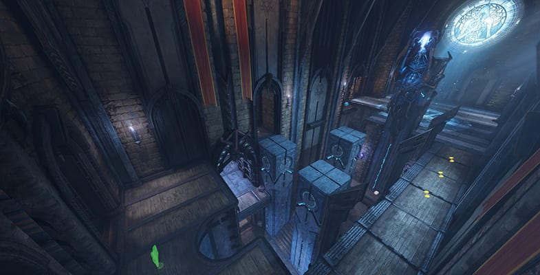 The Pillars, from Blood Covenant.