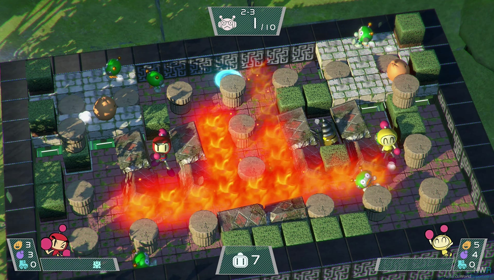 Super Bomberman R review 1