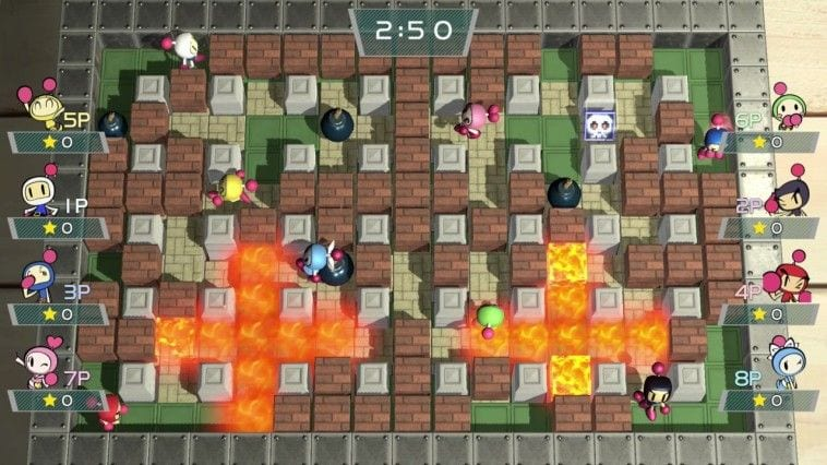 Super Bomberman R review 2