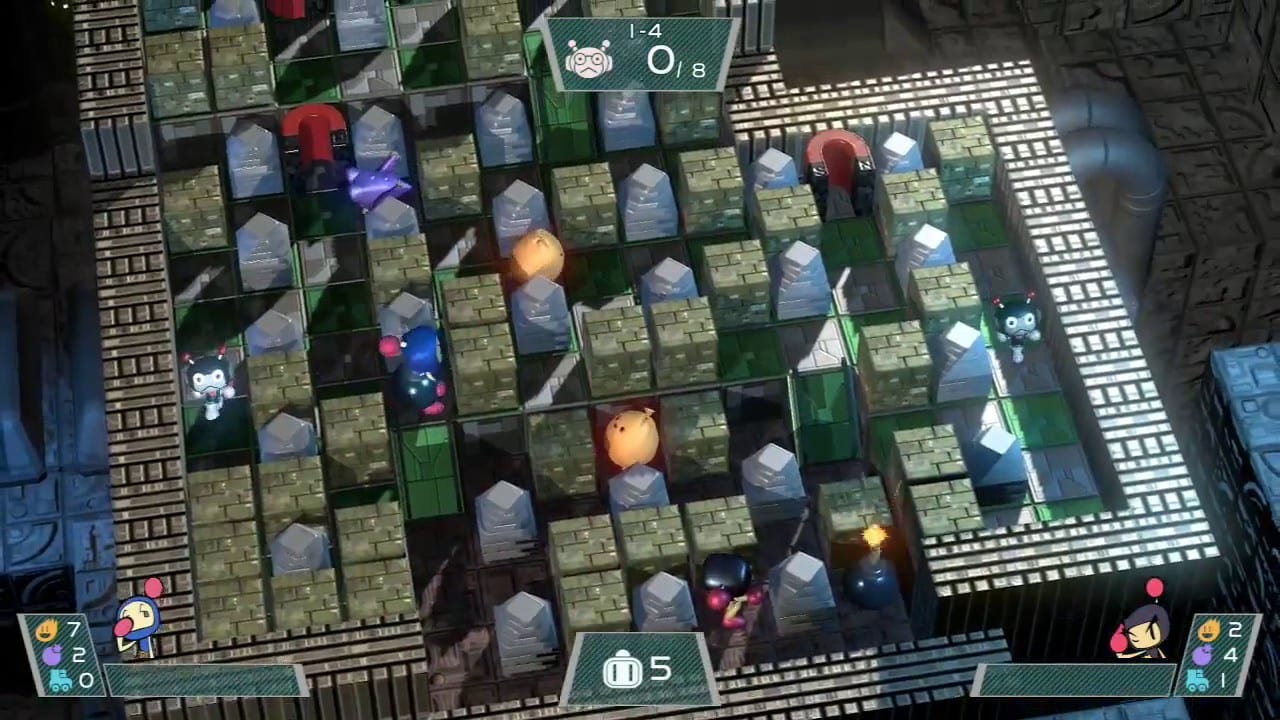 Super Bomberman R review 4