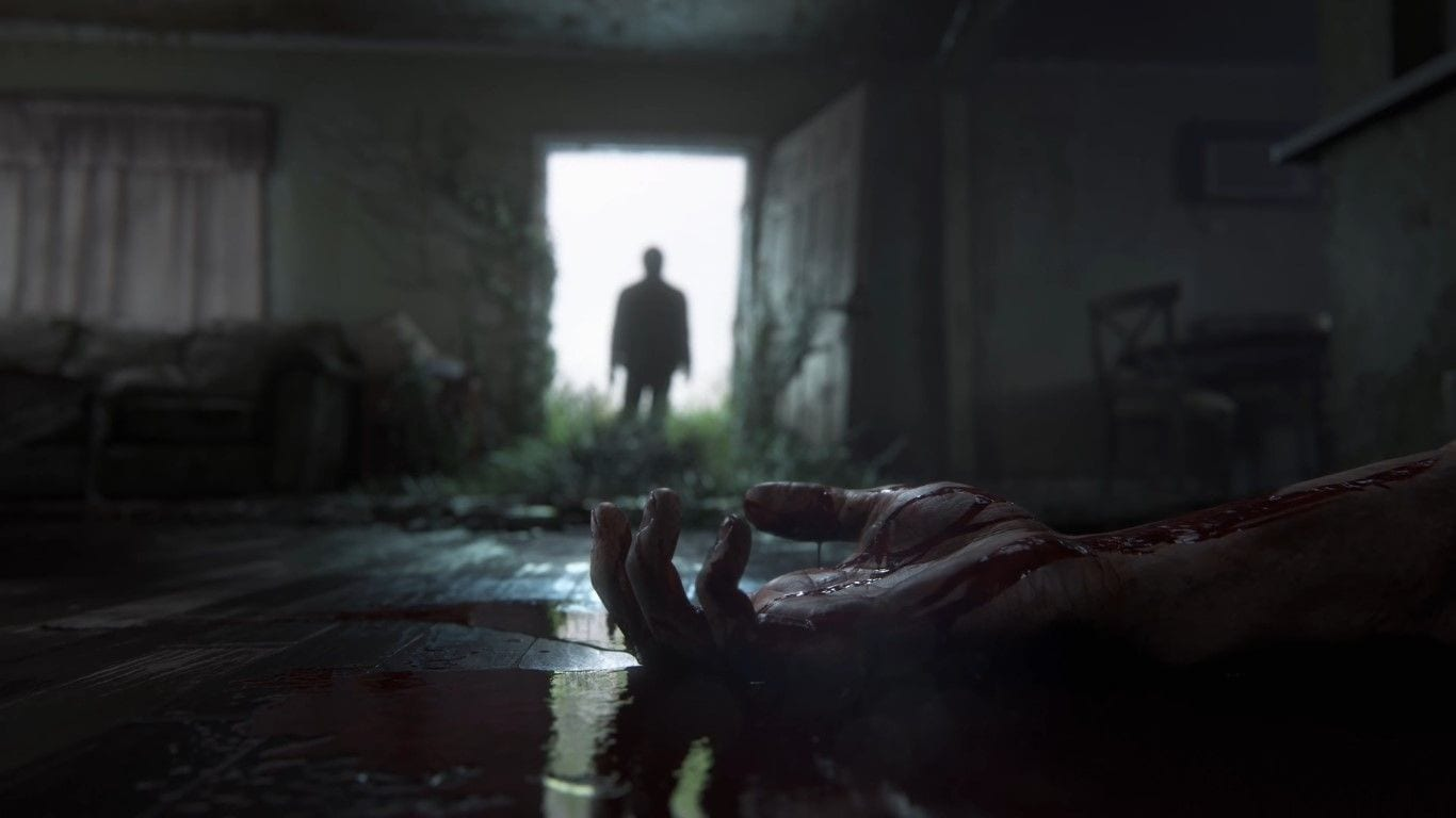 The Last of Us Part II teaser Joel