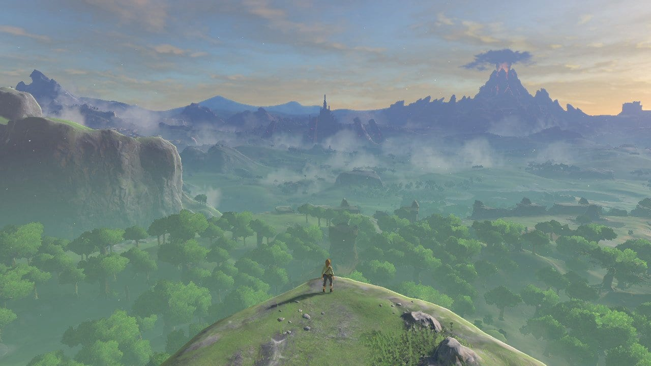 The Legend of Zelda Breath of the Wild review 1