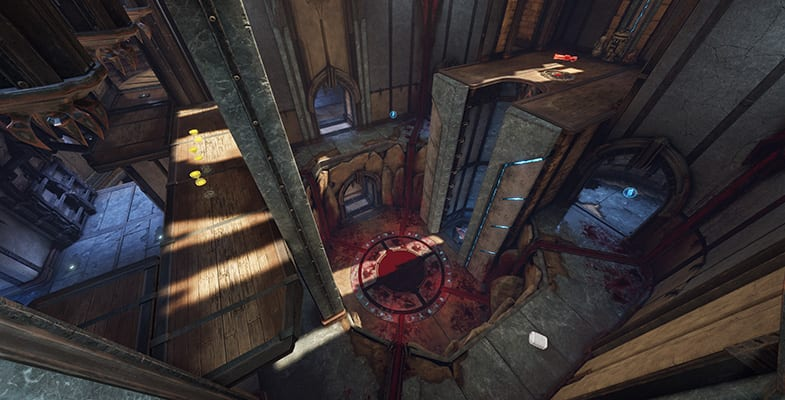 The Blood Pool, from Blood Covenant.