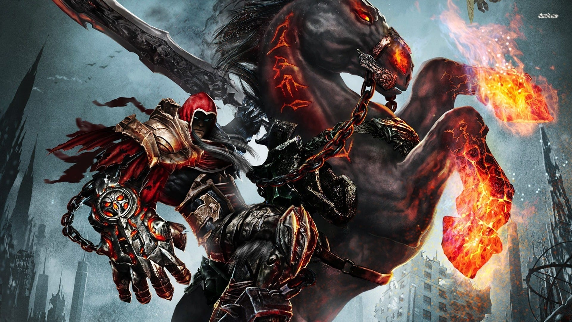 Darksiders: Warmastered Edition Finally Coming To Wii U On May 23