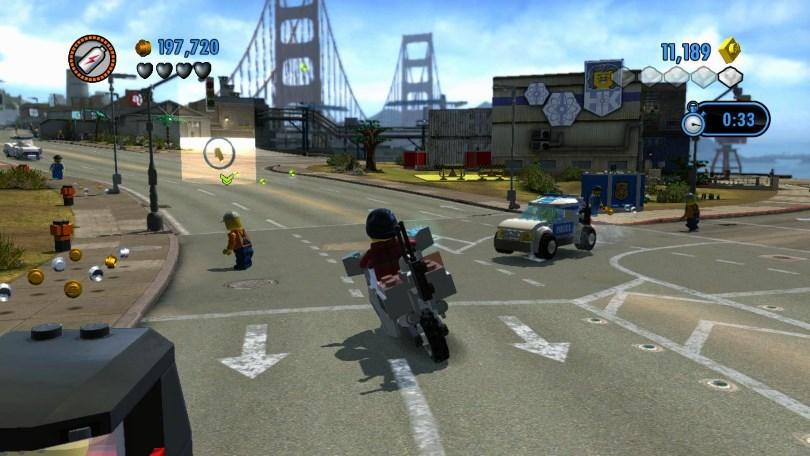 Lego City Undercover remaster screenshot 1