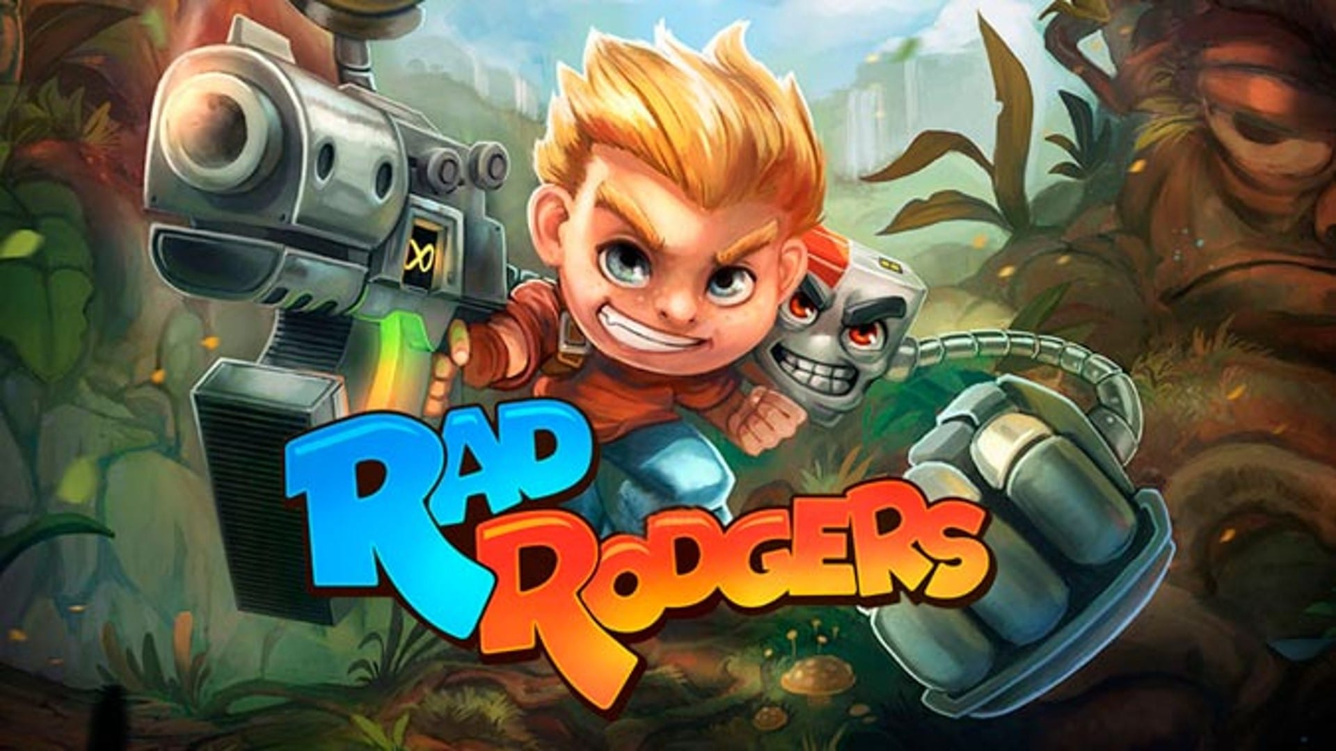 New Rad Rogers Game For Consoles On The Horizon