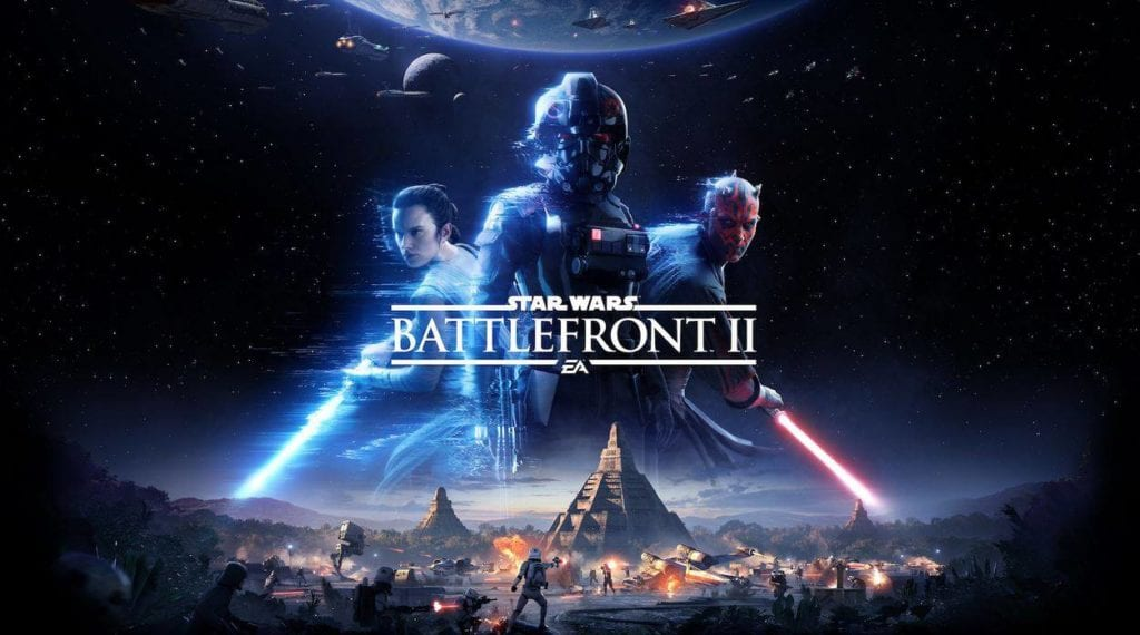 star wars battlefront ii officially revealed release date and story details outlined gameluster. Black Bedroom Furniture Sets. Home Design Ideas
