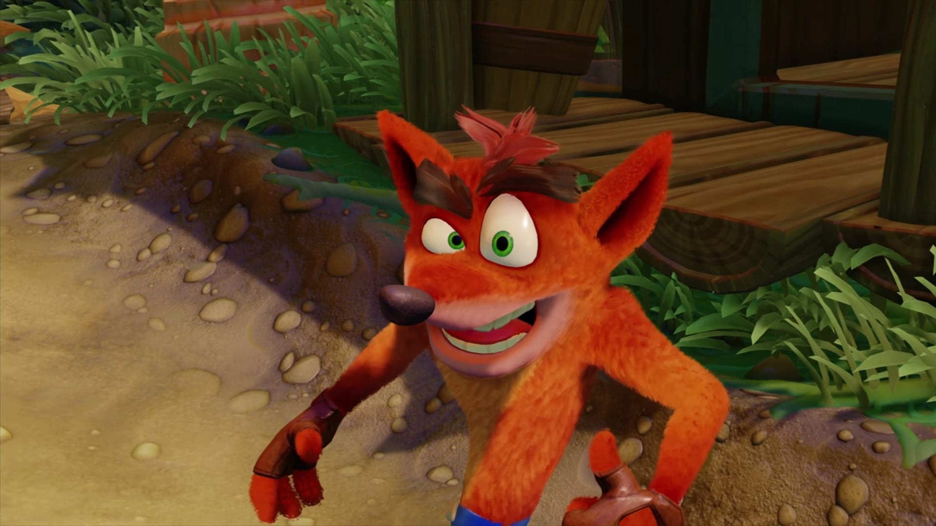 Crash is Back With a Bang
