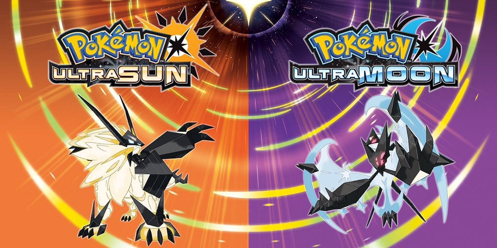 Pokemon Ultra Sun and Ultra Moon Announced for Nintendo 3DS