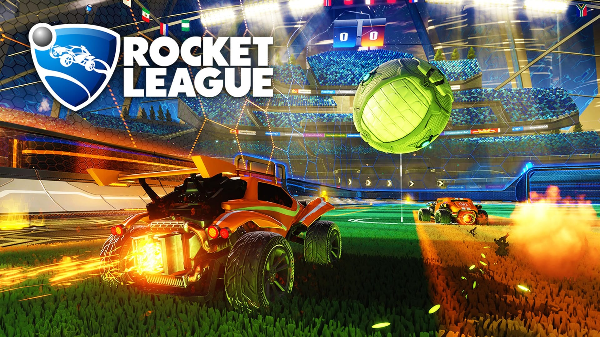 Rocket League Driving Its Way to Nintendo Switch this Holiday Season