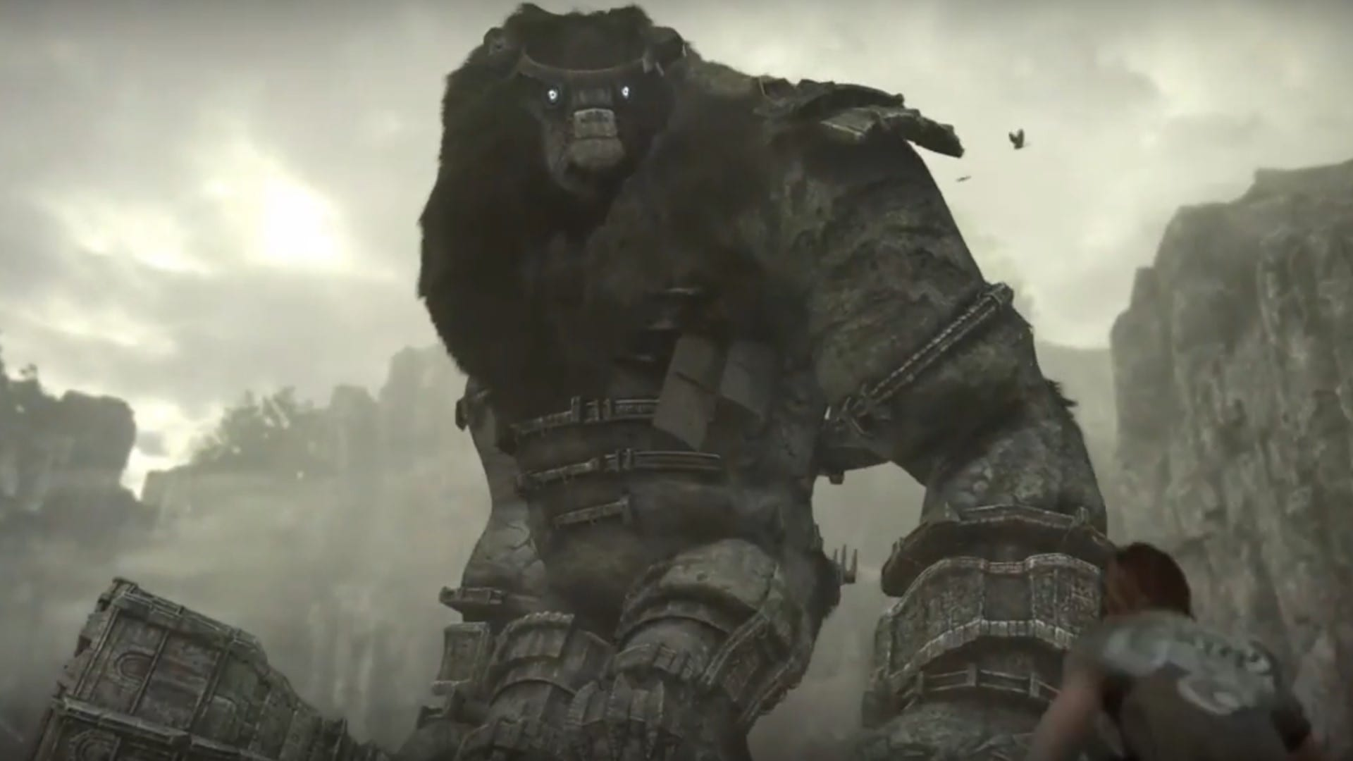 Shadow of the Colossus Coming to the Playstation 4