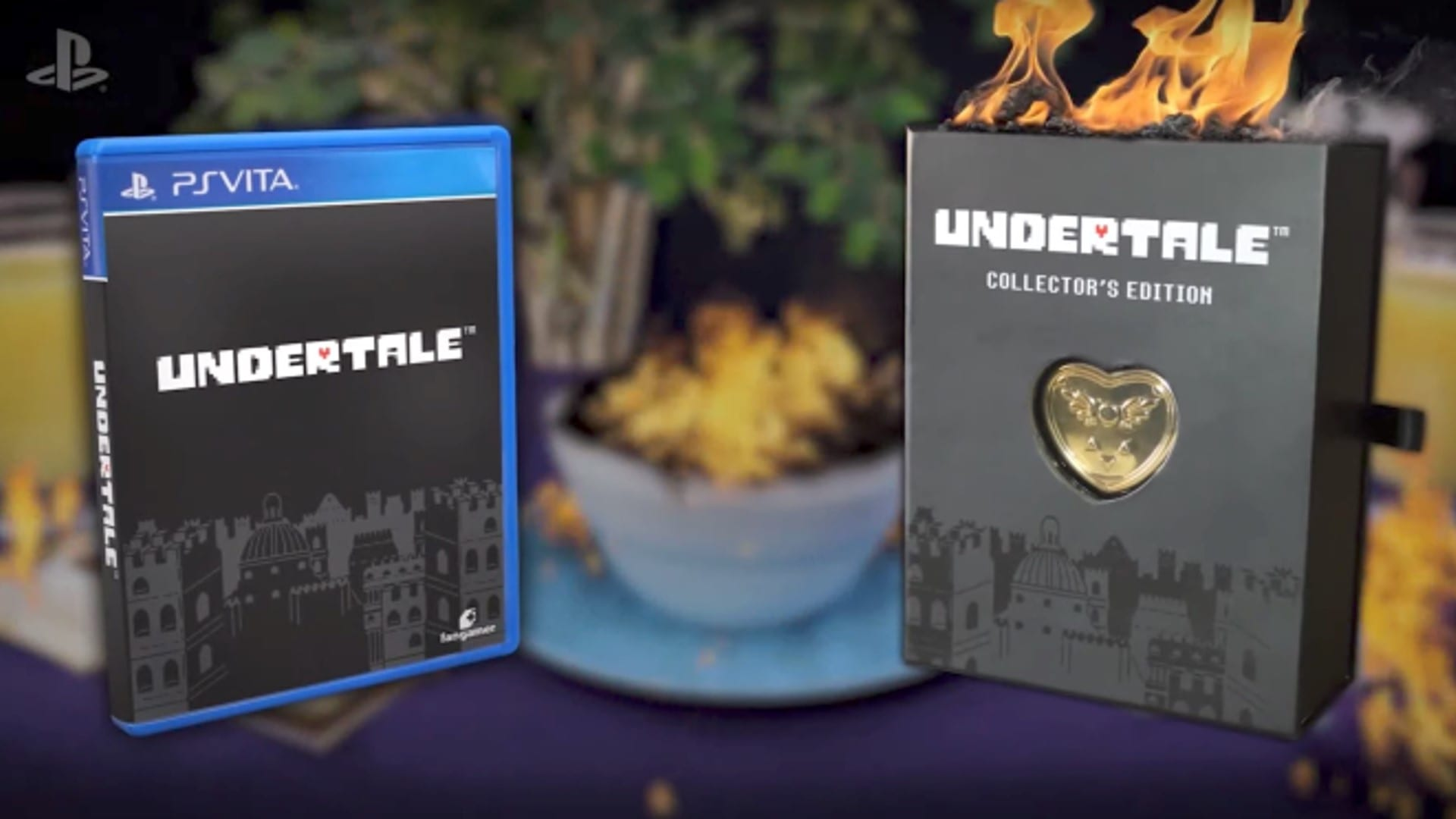 Undertale is Coming to the Playstation 4 and PS Vita