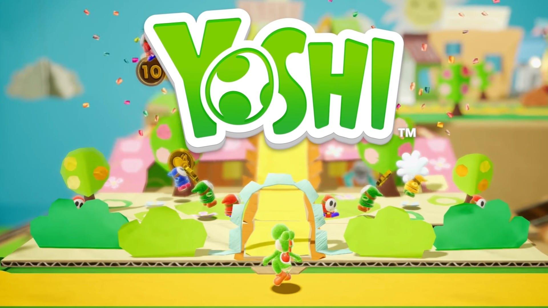 Yoshi Coming to Nintendo Switch in 2018