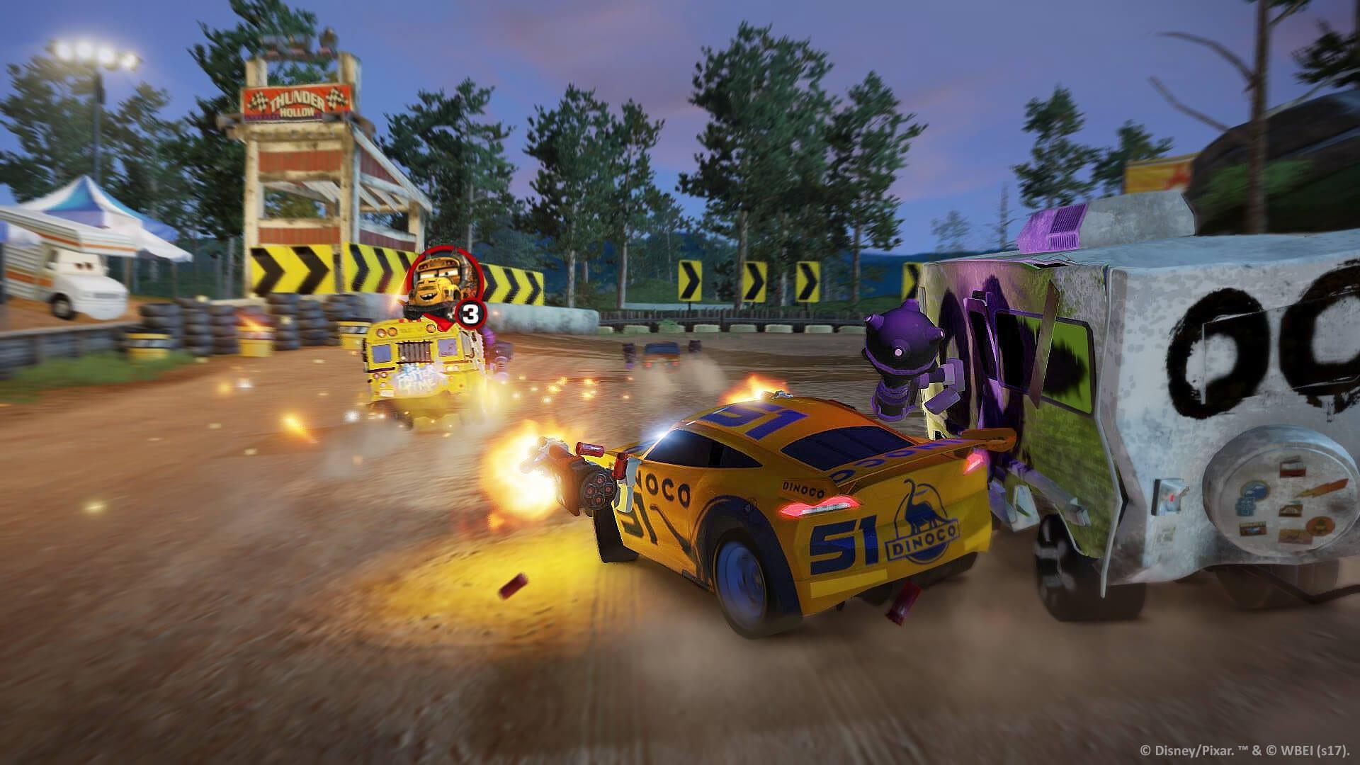 Pixar Cars Games Pc