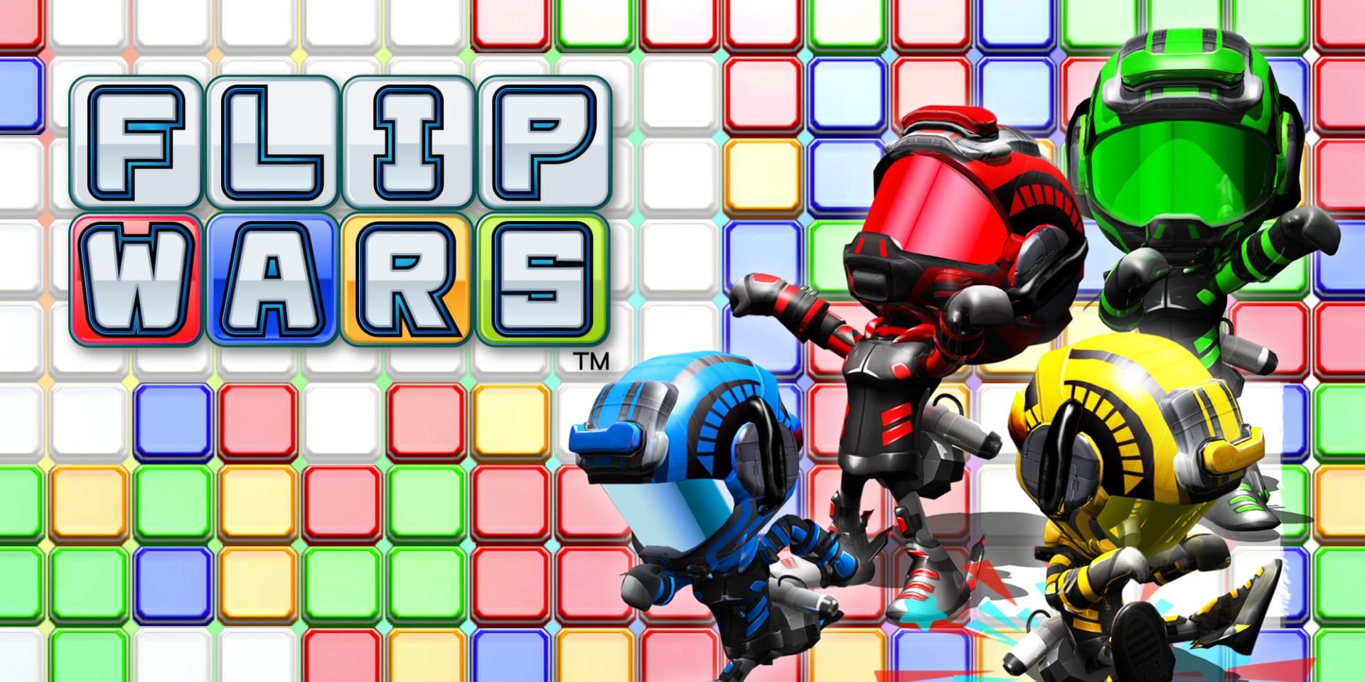 Video Game Spotlight: Flip Wars