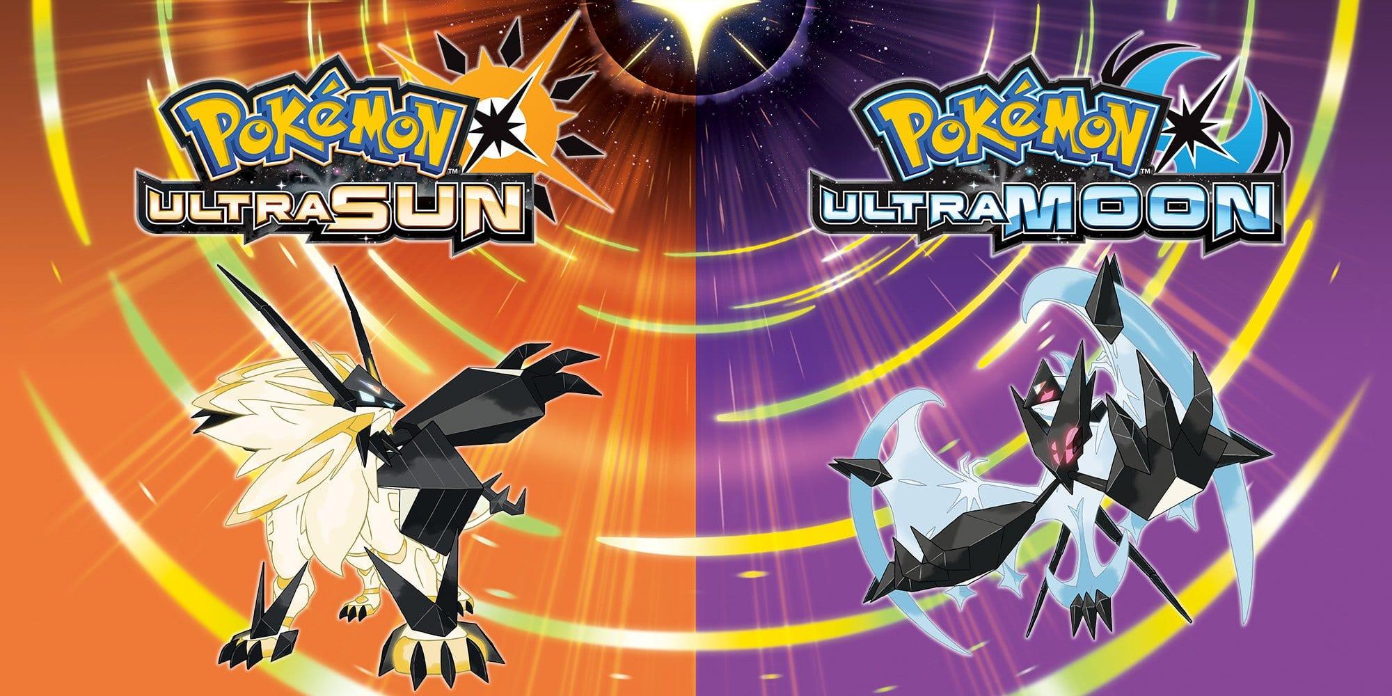 New Pokémon Ultra Sun and Ultra Moon Trailer Shows Rainbow Rocket