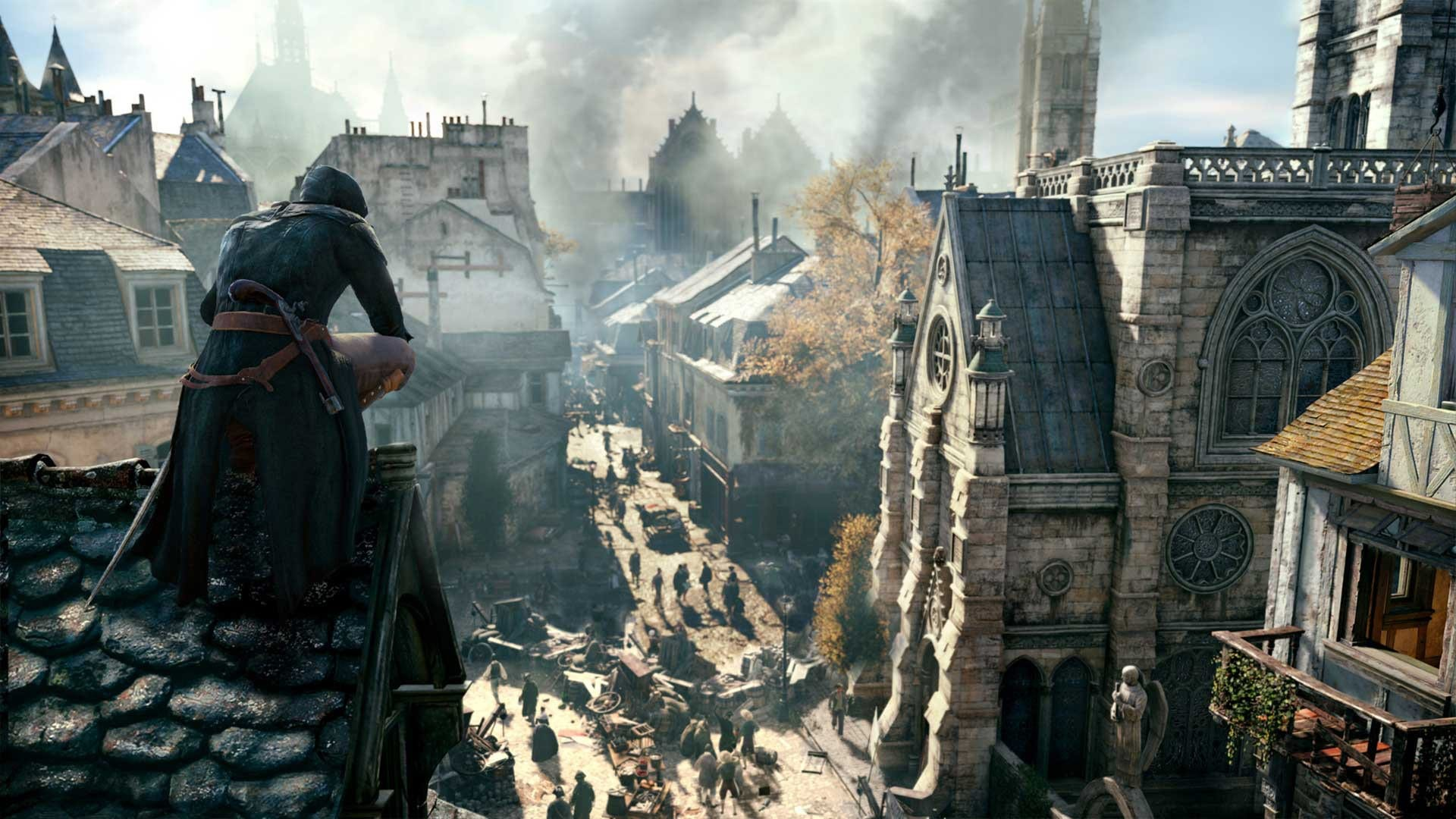 In Defense: Assassin's Creed Unity