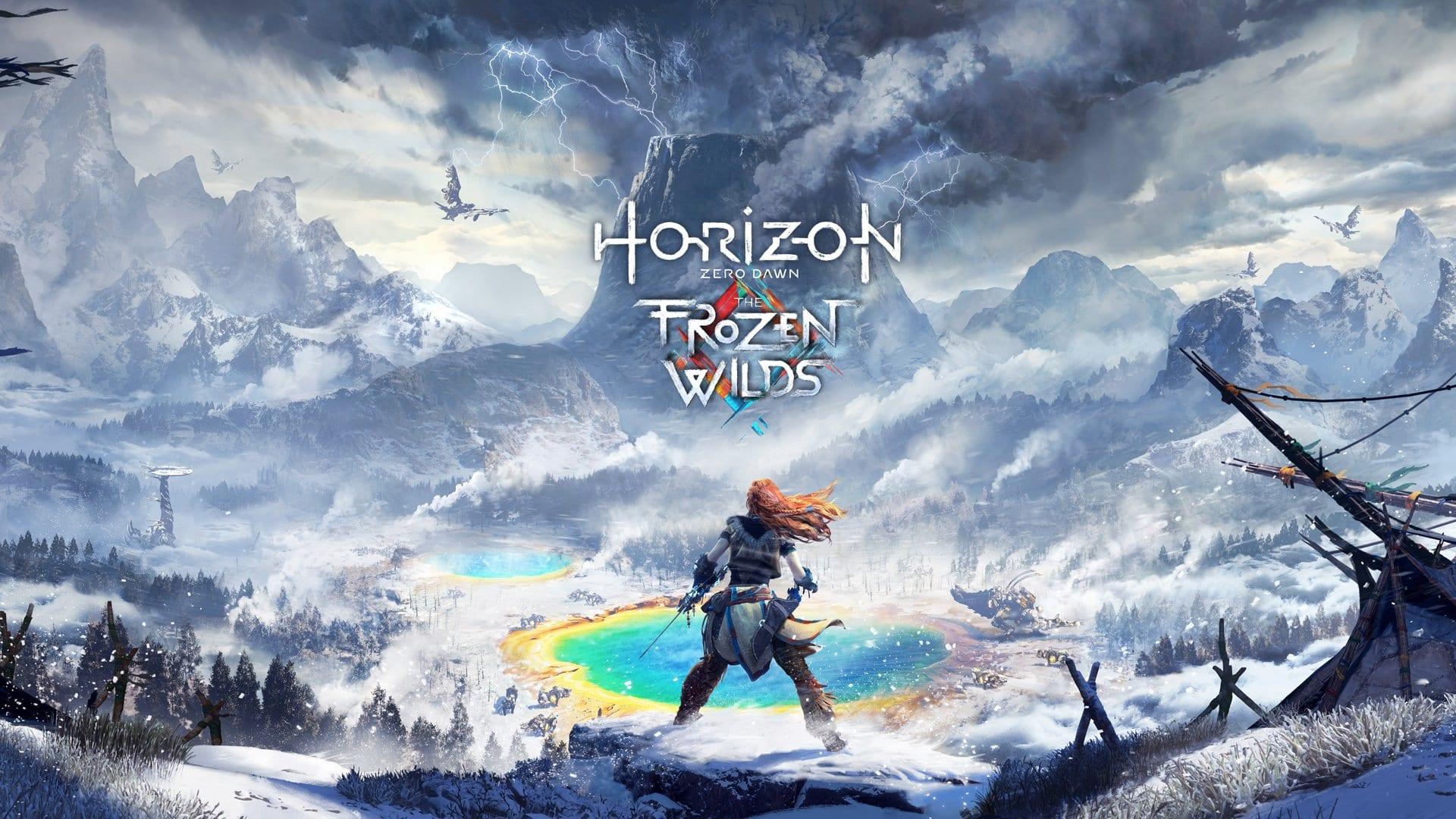 Horizon Zero Dawn: The Frozen Wilds Has a Release Date