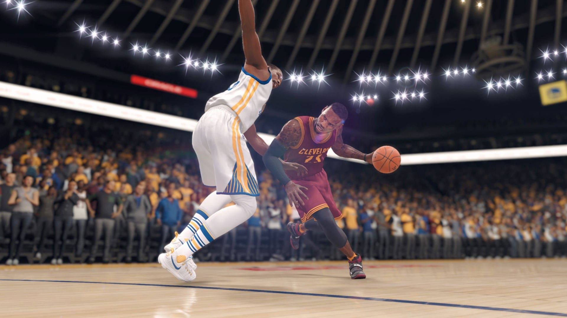 NBA Live 18 Demo Available, Full Game Coming September 15