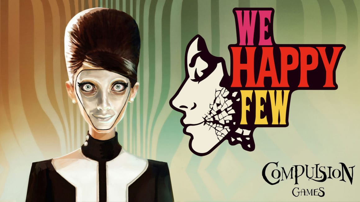 We Happy Few Releasing in April 2018