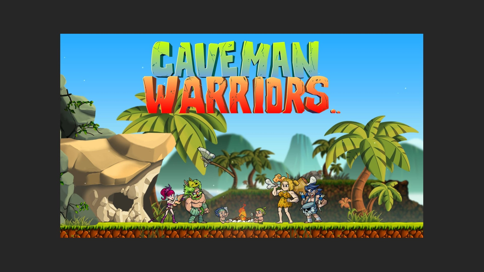 Caveman Warriors Review