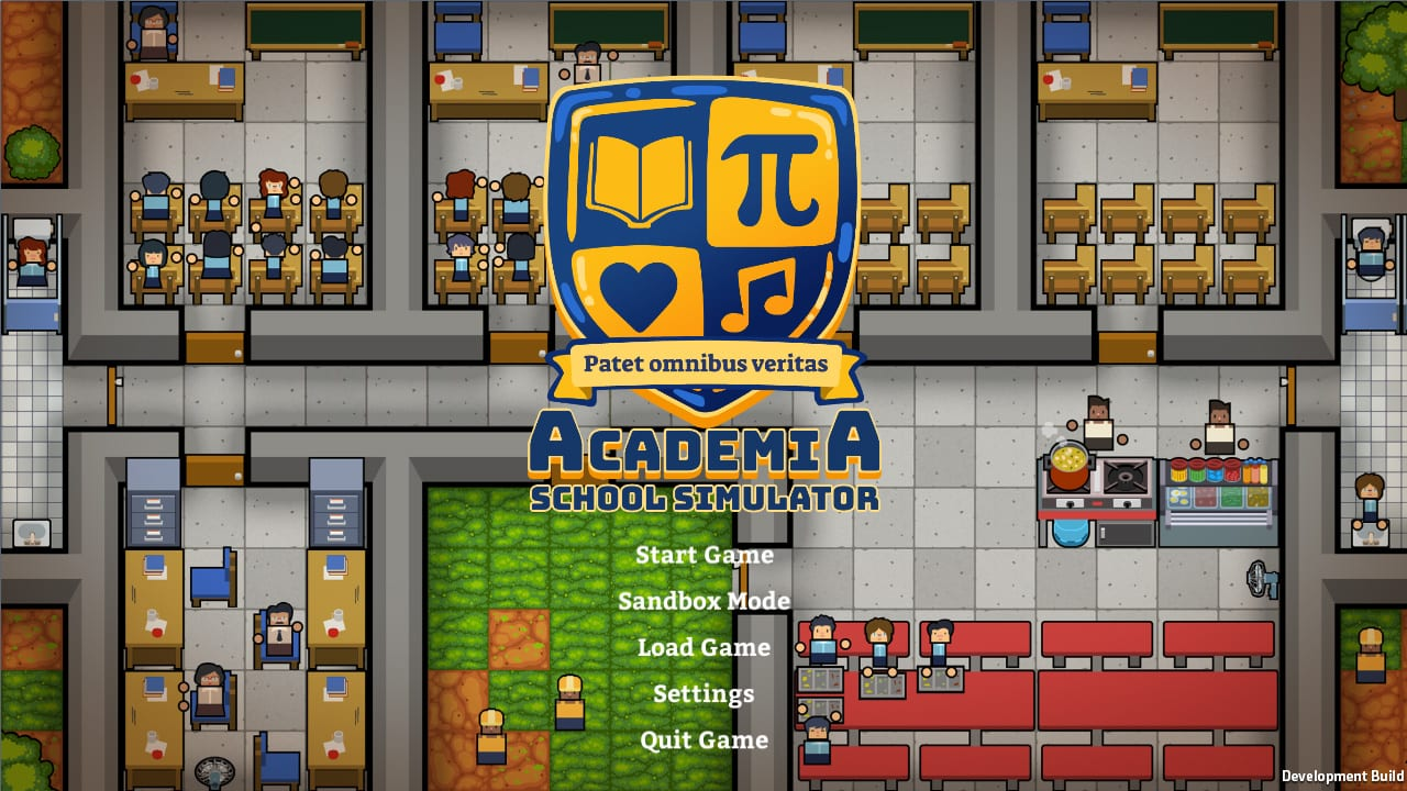 Dreamed of School Management? Check out Academia: School Simulator