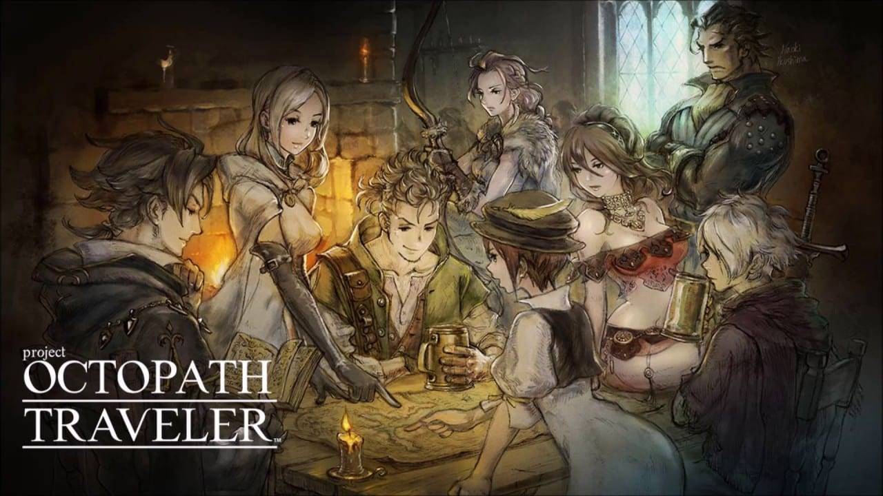 Project Octopath Traveler: Quirky Name, Intriguing Game