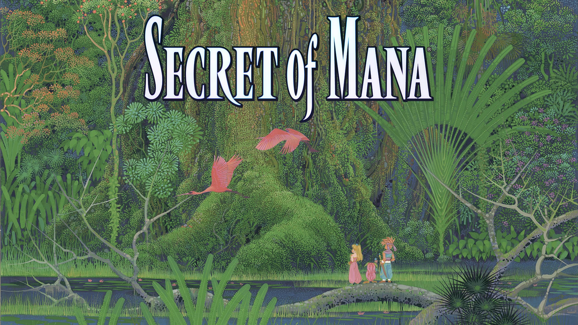 Secret of Mana Remake Due Early 2018