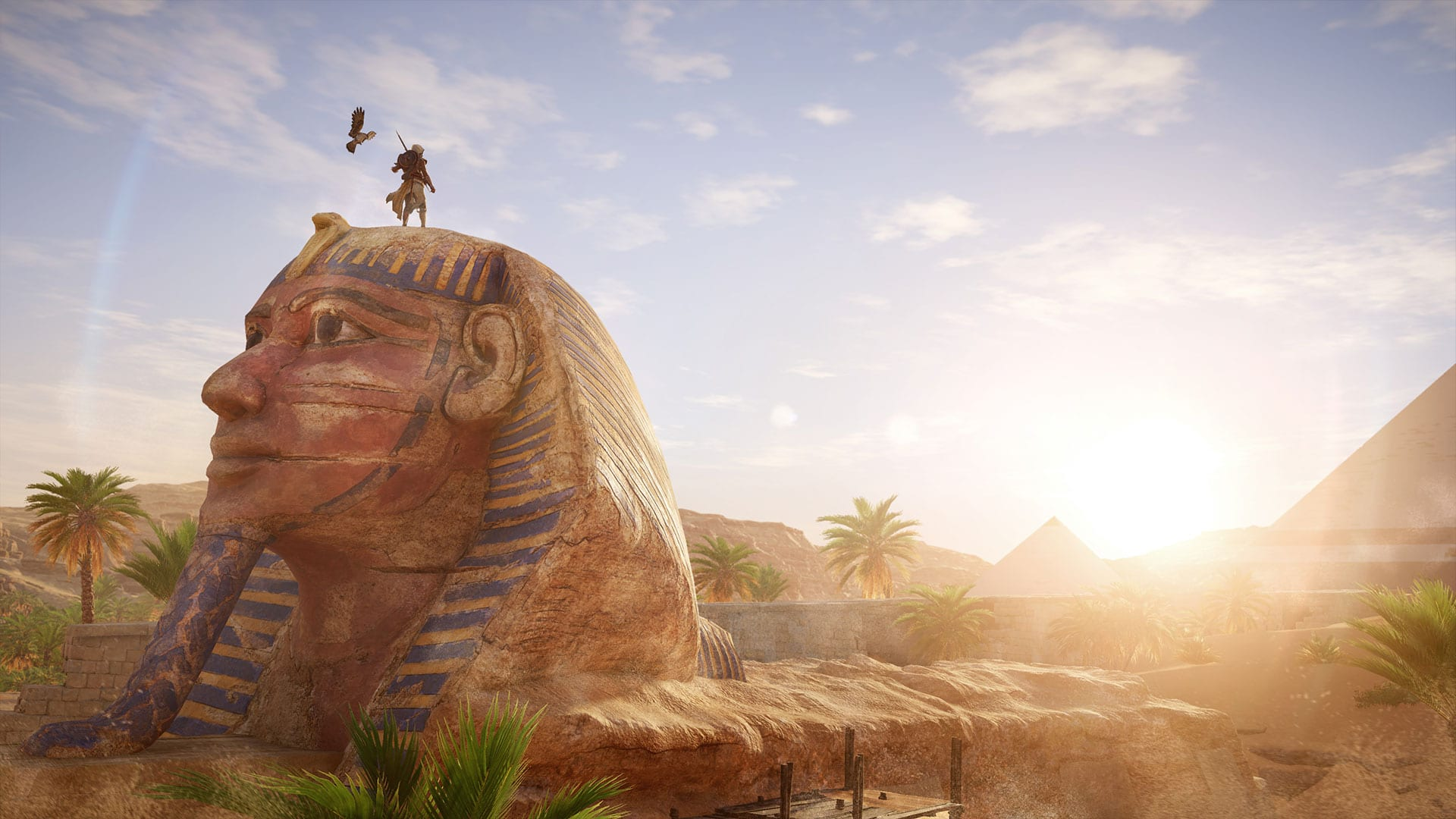 Assassin's Creed Origins Tops Triple A Heavy Release Date