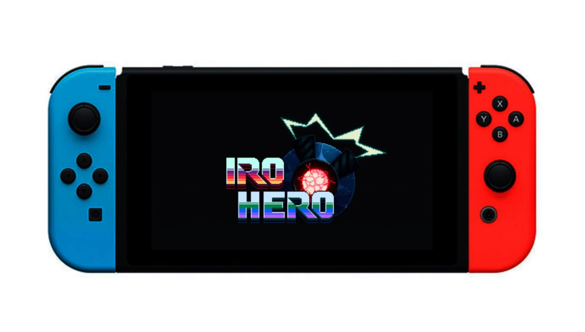 Iro Hero Coming to Switch and PC in 2018