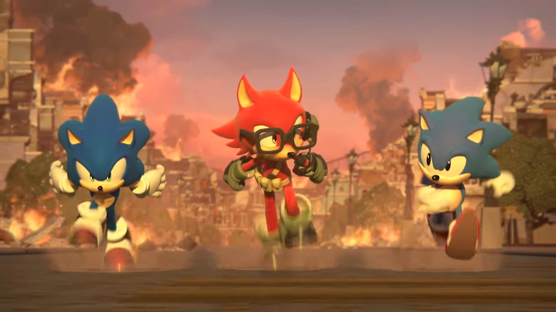 Not Quite Sonic, or Good: Sonic Forces Review