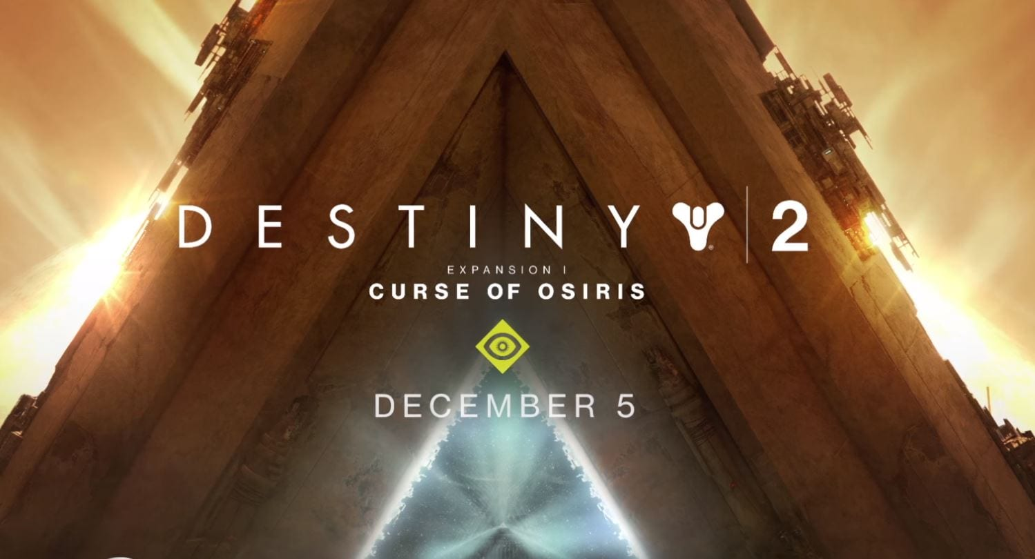 Details on Destiny 2's Curse of Osiris