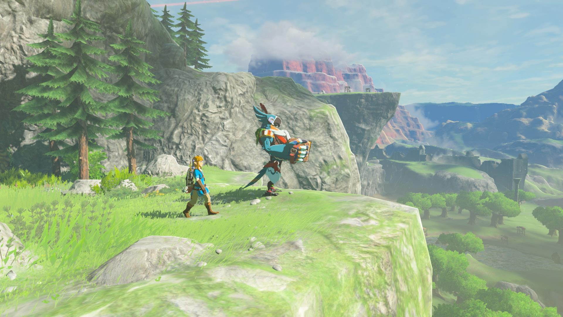 Gaming Like the Old Days: Analyzing the Magic of Breath of the Wild and Super Mario Odyssey