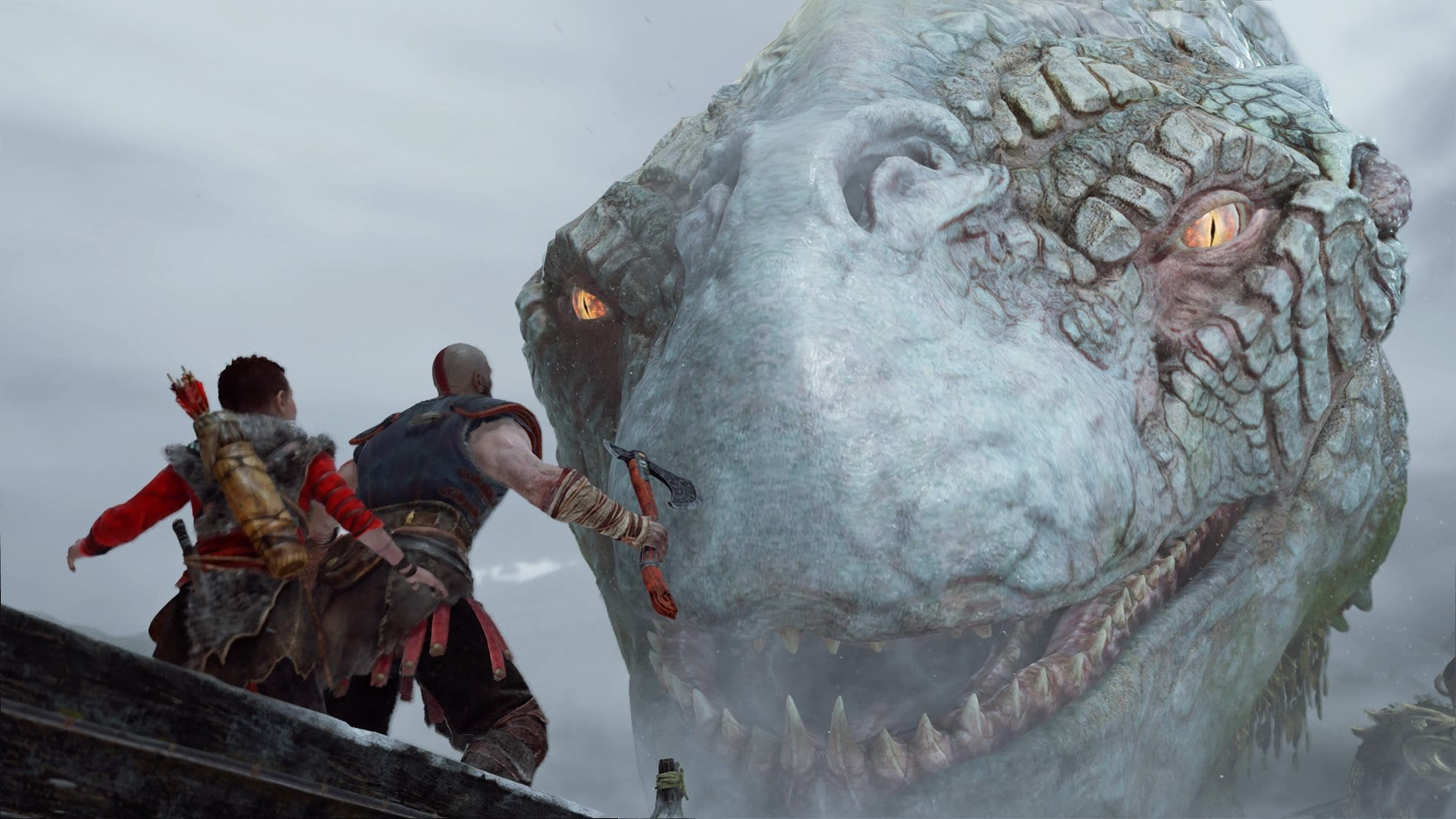 Impressions: God of War – Kratos Gets A Second Chance at Parenting