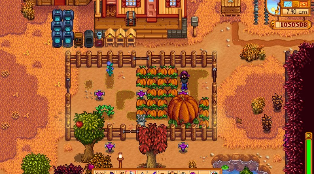 Stardew Valley Multiplayer Beta Is Available Now Steam – Fondos de