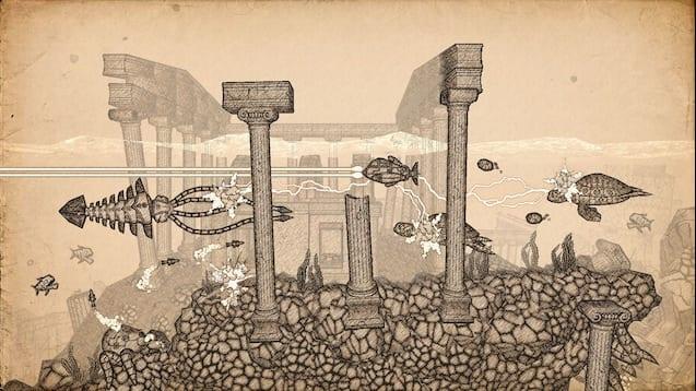 Earth Atlantis, screenshot 1