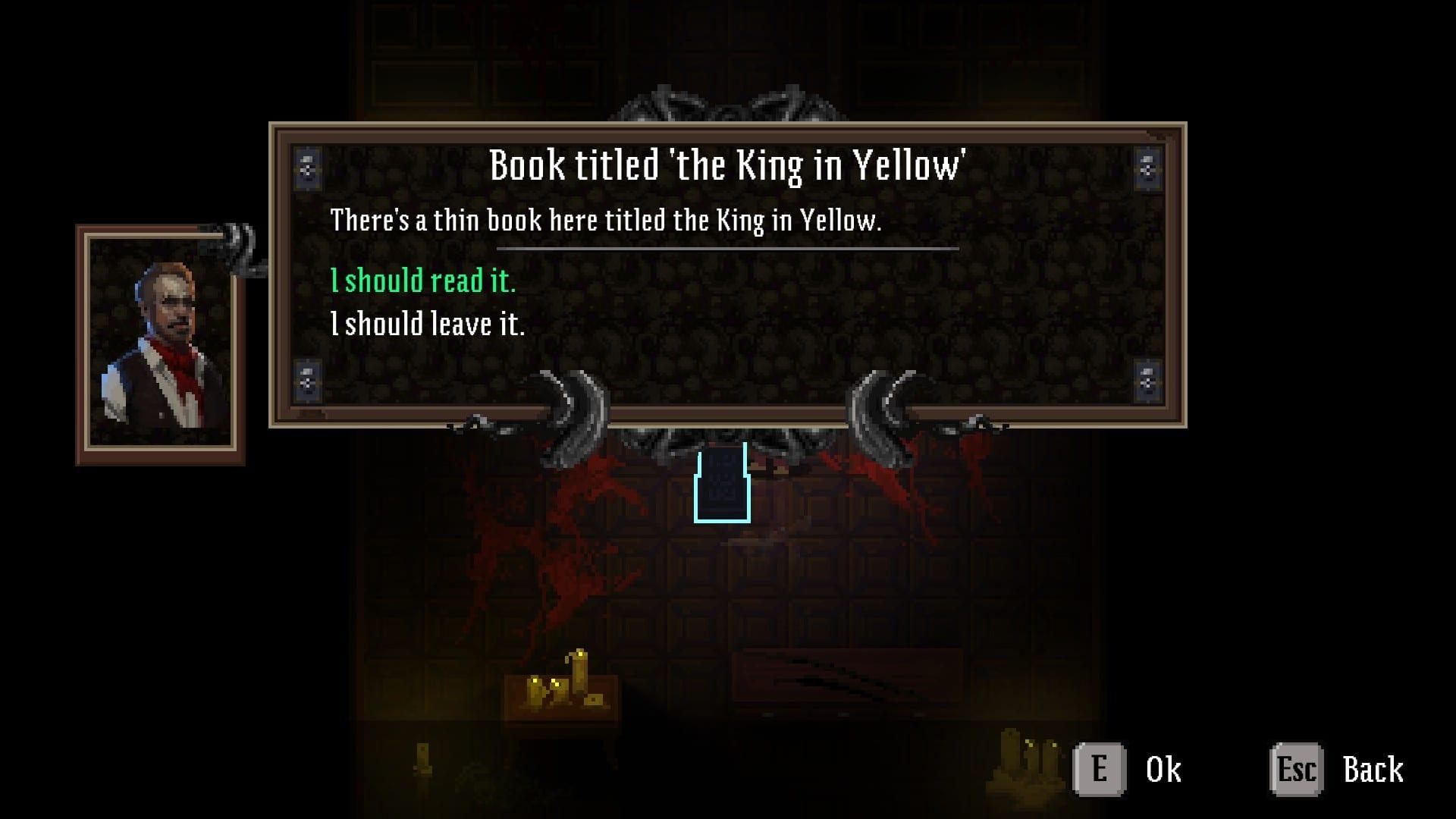 Lovecraft's Untold Stories, screenshot 2