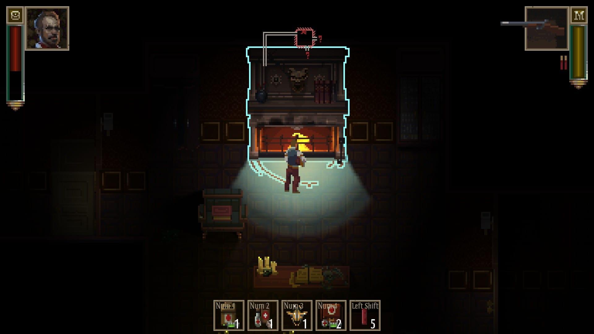 Lovecraft's Untold Stories, screenshot 3
