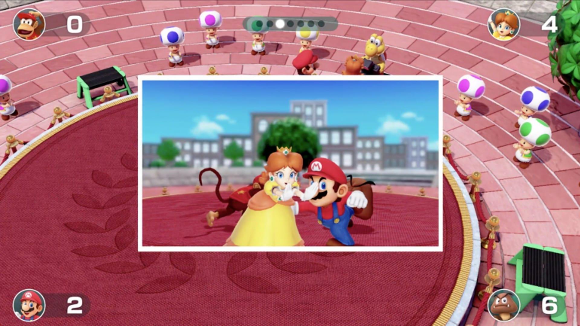 Super Mario Party Demo Reveals New Gameplay Mechanics