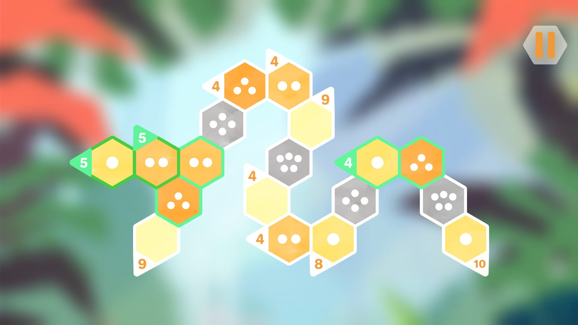 Hexologic review, screenshot 2