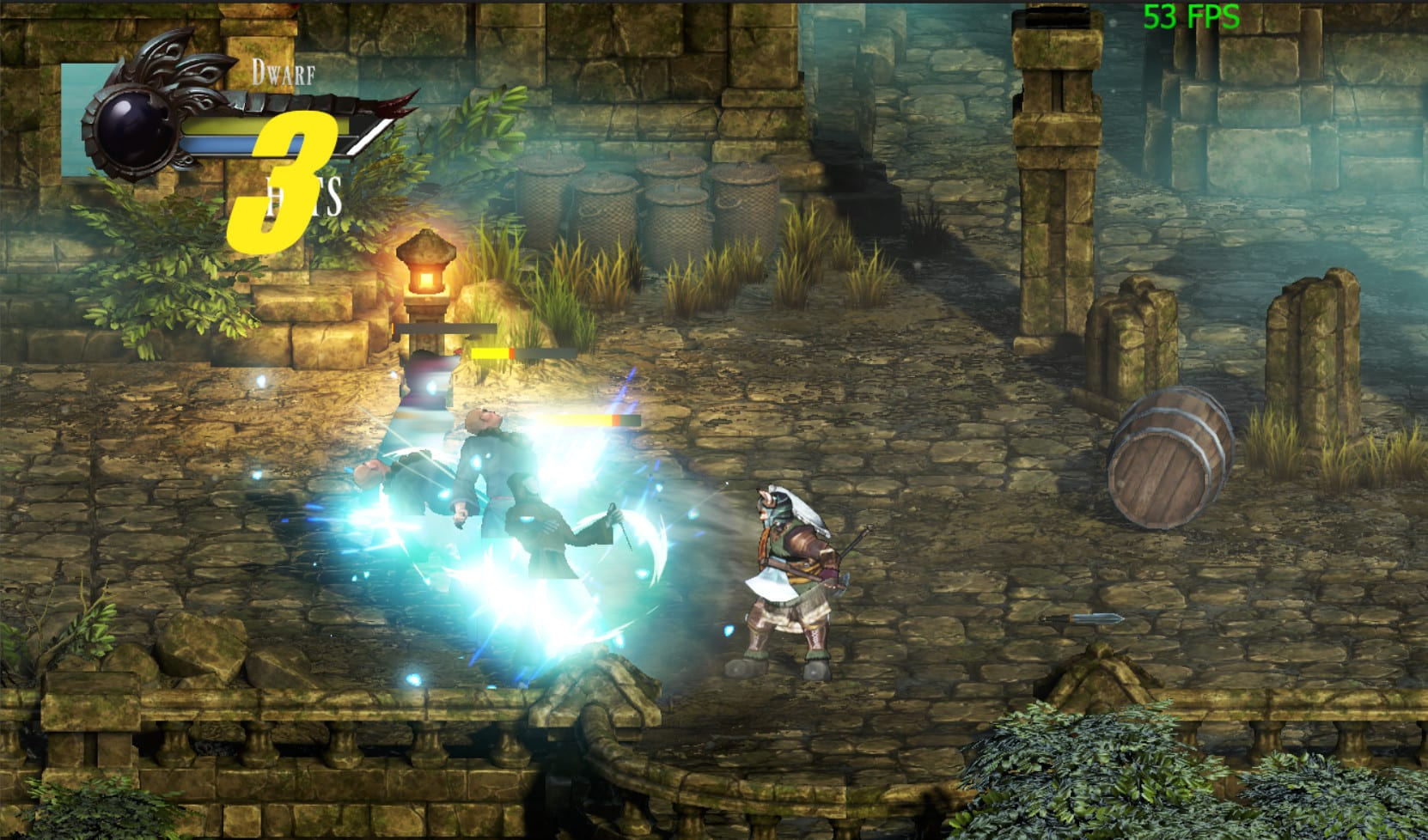 Sword of the Guardian, screenshot 1