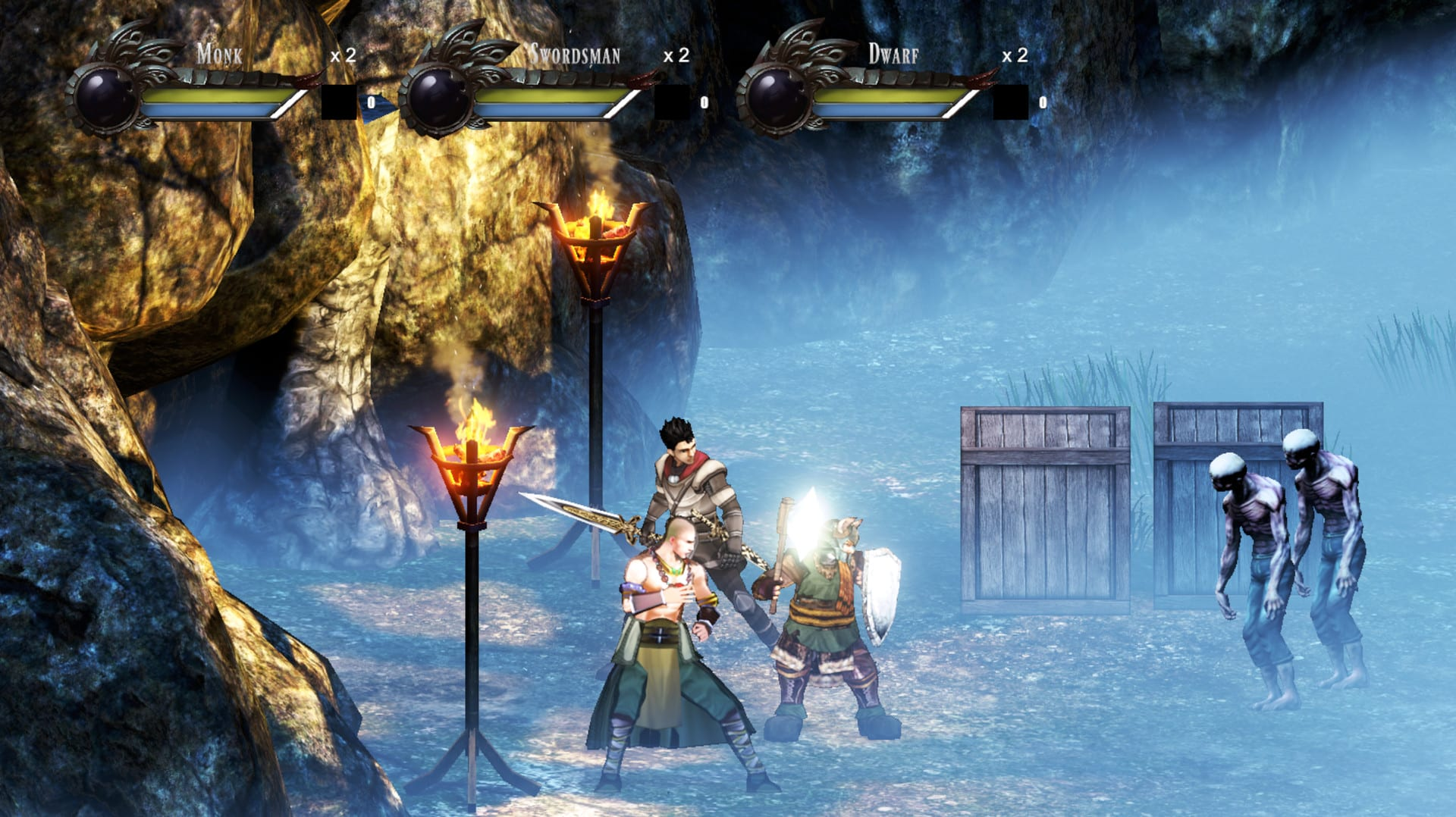 Sword of the Guardian, screenshot 2