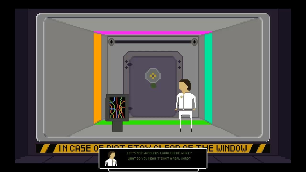 The Rebooting Room screenshot