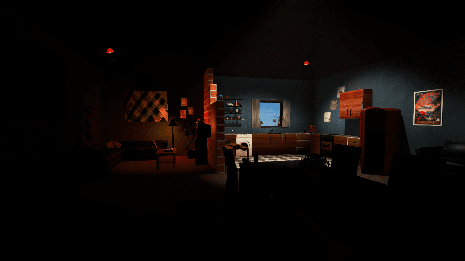 Captive Audience impressions, screenshot 1
