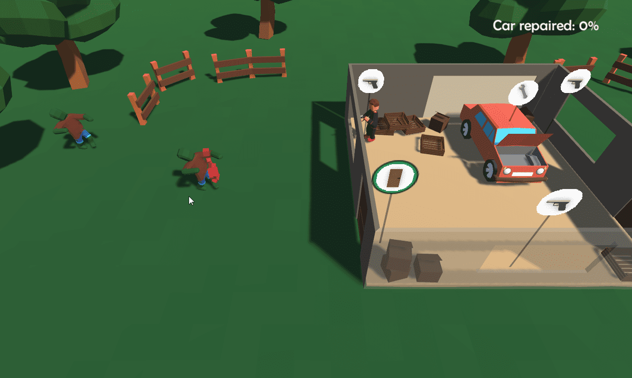 Garage Apocalypse screenshot