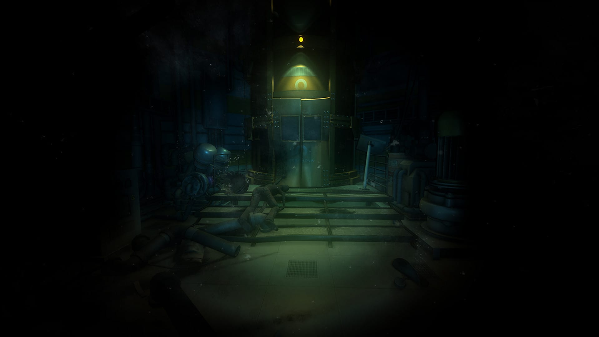 Narcosis review, screen 4