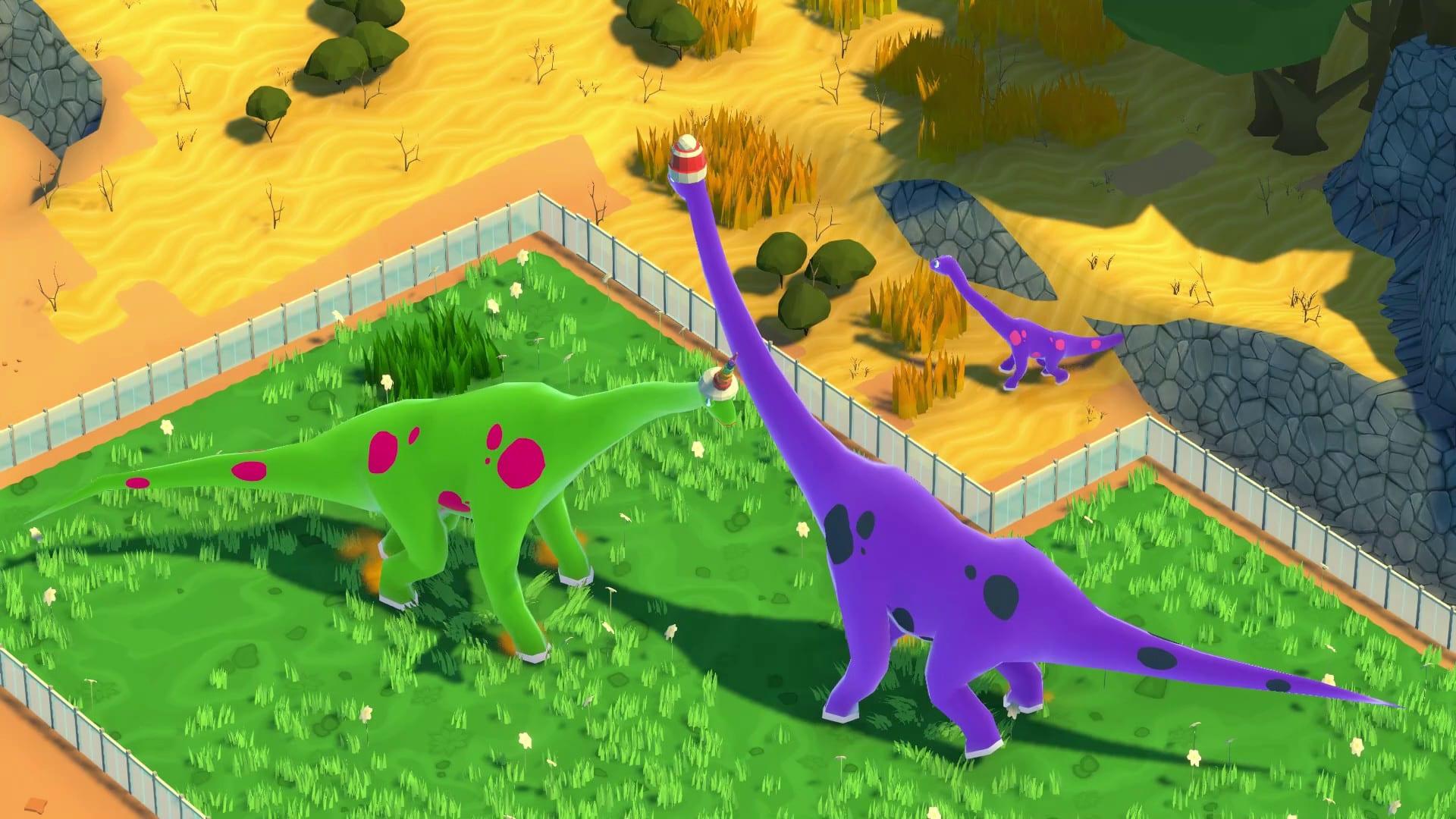 Parkasaurus screenshot 1