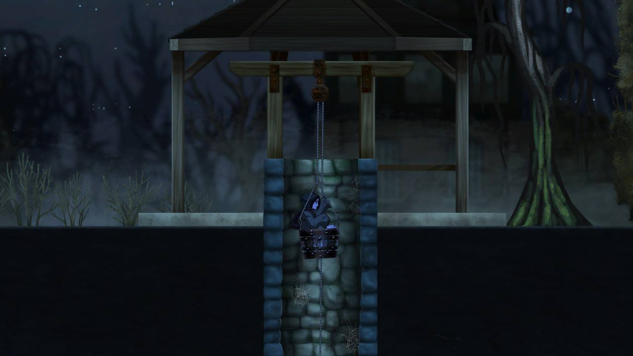Whispering Willows, screenshot 3
