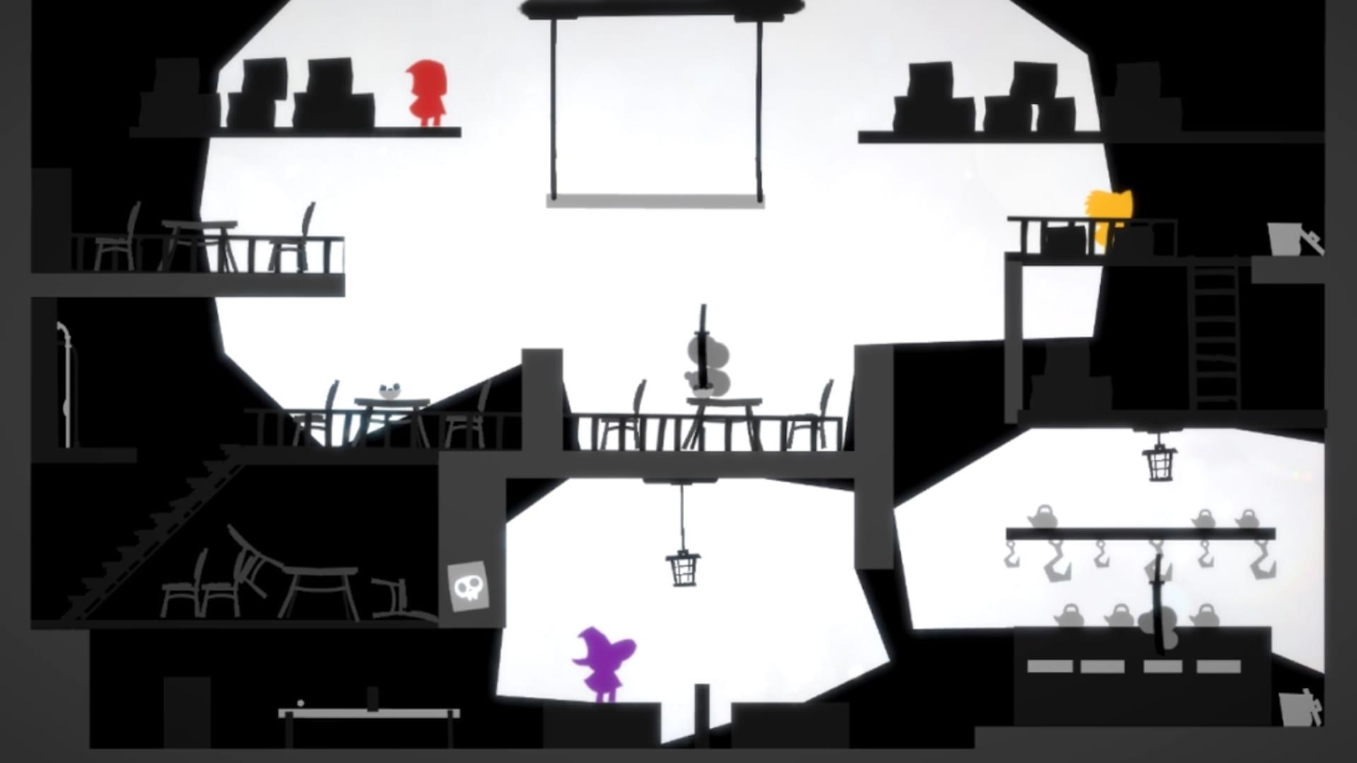 Shadow Brawlers screenshot