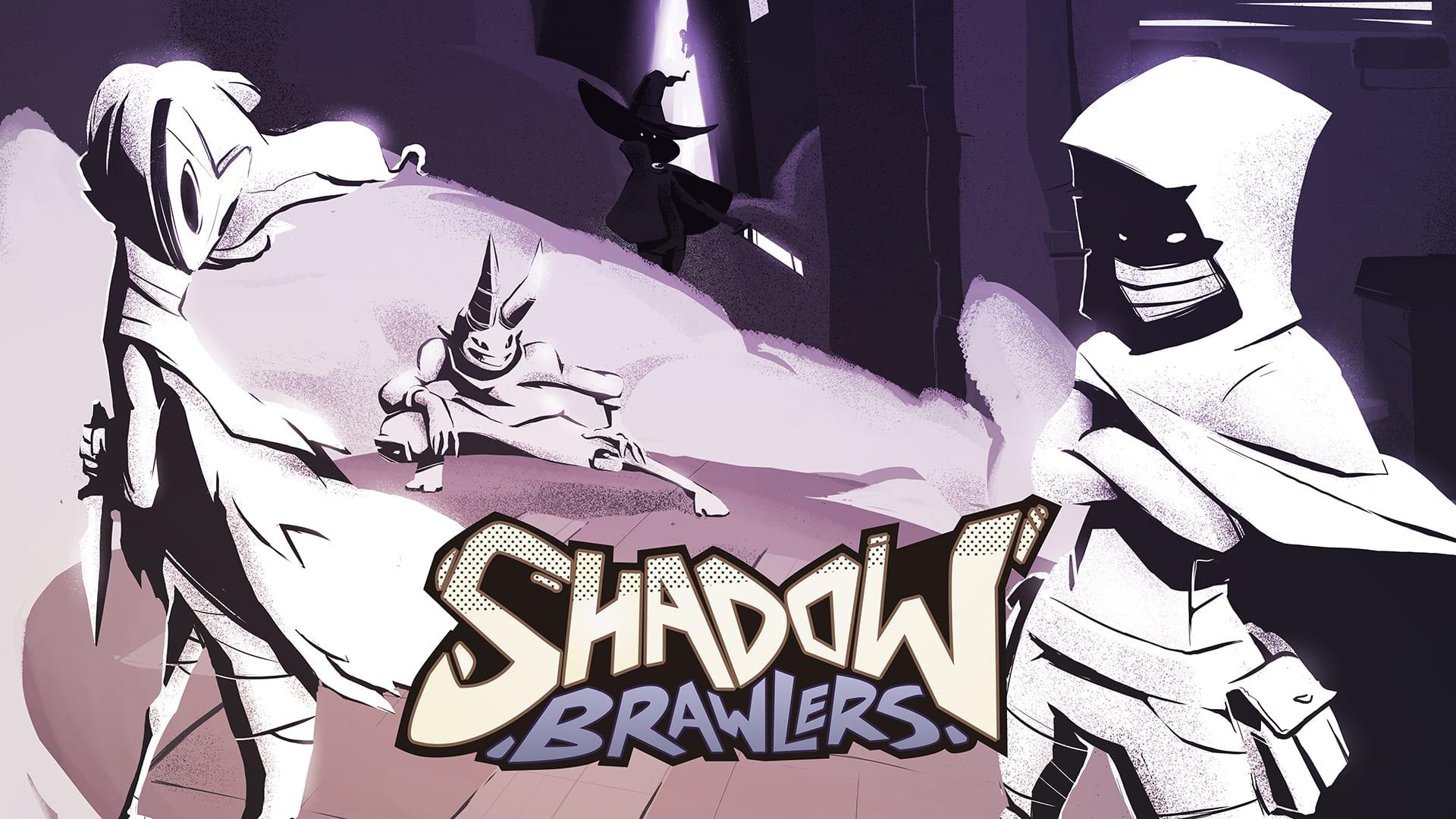 Shadow Brawlers, concept art